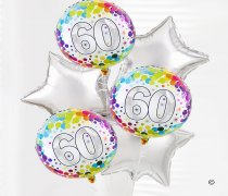 Special Age Birthday Balloon Bouquets 18th 21st 30th 40th 50th 60th Make A Big Impression With This Fabulous Bouquet These Are Great