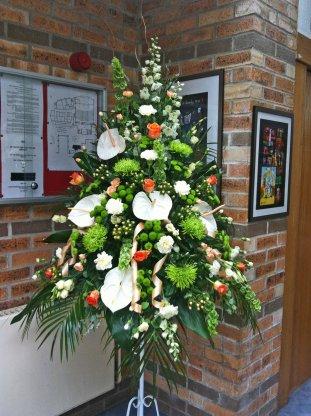 Pedestal Flower Arrangements Gallery Images