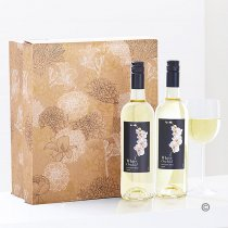 Sauvignon Blanc White Wine Duo Gift Set. Code: JGFC01460ZS-WWD  | National and Local Delivery