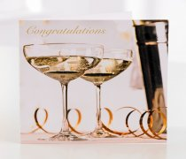 Congratulations Card  Code: C05701ZF