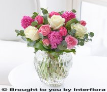 Scented Springtime Vase Code: S32401MS