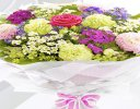 Summer Flower Hand-tied Code: JGFS33661SH  | Local Delivery Or Collect From Shop Only