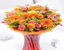 Autumn Burst Vase Code: JGFA30214AV  | Local Delivery Or Collect From Shop Only