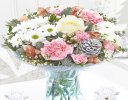 Winter Flower Perfect Gift Code: X80121MS