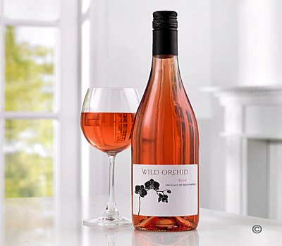 Rose Wine  |  Wild Orchid Rose Wine Code: C03371ZF
