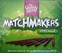 MatchMakers Cool Mint Chocolate Sticks (130g Box) Code: JGFCM4678CM Local Delivery Only