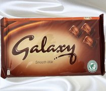 Galaxy Milk Chocolate Family Share Bar  (390g Bar) Code:JGFGC01200GC  Local Delivery Only