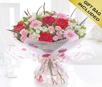 Endearing Beauty Hand-tied Code: V41651MS