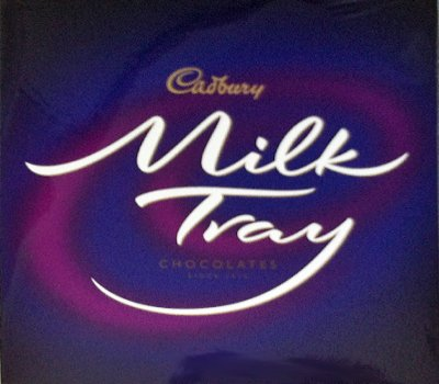 Milk Tray Chocolates 350g Box Code: JGFMT47541MT  Local Delivery Only