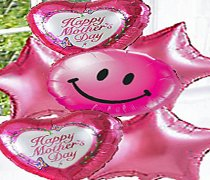Mothers Day Balloon Smile Helium Bouquet Code JGFMD89881SB