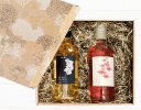 White and Rosé Wine Duo Gift Set Box Code: JGFC01460ZS-WRW | National and Local Delivery