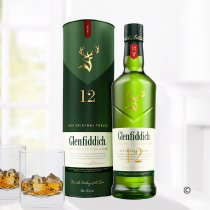 Glenfiddich 12 Year Old Whisky Code: JGF87598GFW Local Delivery Only