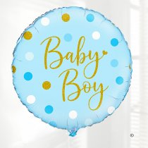Baby Boy Balloon Code: C02351ZF