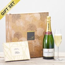 Champagne & Chocolates Gift Set Code: C01650ZS | National and Local Delivery