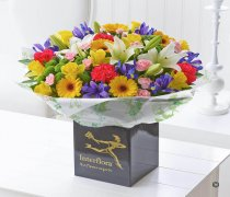 Extra Large Spring Hand-tied Code: S30083MS