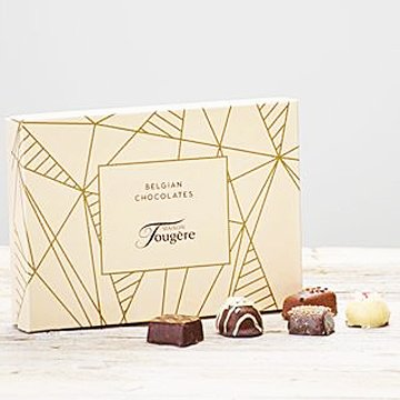 Happy Birthday Balloons With Champagne And Luxury Chocolate Gift Set Code JGFB8CBGSC