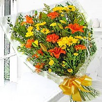 Gift Wrap Bouquet. Code: JGF20154GW  ( Choose your colour...)