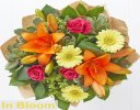 Summer Sunshine Flower Hand-tied Code: H61621VS