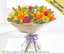 Summer Sunshine Flower Hand-tied Code: H61621VS | National and Local Delivery