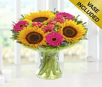 Sunflower Summer Perfect Gift  Code: JGFS61711YS Local Delivery Only