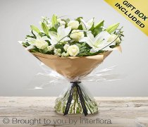 Champagne Celebration Hand-tied  Code: C00431WS | National and Local Delivery