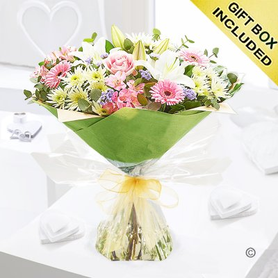Treasured Time Hand-tied Code: C04901MS | National and Local Delivery
