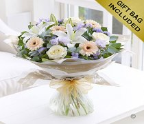 Soft Pastels Scented Hand-tied Code: C04921MS