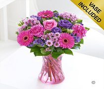 Colour Your Day with Happiness Vase Code: I15051PS