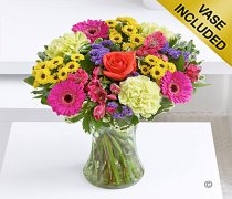 Colour Your Day with Joy Vase Code: I15101VS