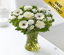 Colour Your Day with Tranquility Vase Code: JGFC15071WS Local Delivery Only