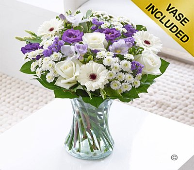 Large Colour Your Day Beauty Vase  Code: I15092BS
