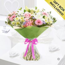 Happy Birthday Country Garden Hand-tied Code: C08121MS | National and Local Delivery