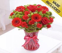 Happy Anniversary Vase Code: C09311RS