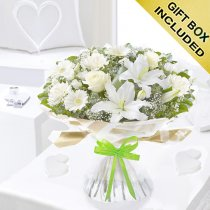 Enchanting Get Well Hand-tied Code:JGFG0025301WEH | Local Delivery Only