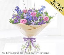 Precious Periwinkle Hand-tied Code: H64161MS | National and Local Delivery