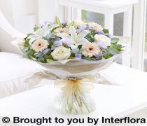 Soft Pastels Scented Sympathy Hand-tied Code: C06991MS