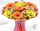 Aurelia Sunset Vase Code JGFA396345A  | Local Delivery Or Collect From Shop Only