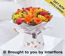 Large Autumn Cheer Gift Box Code: A70022MS