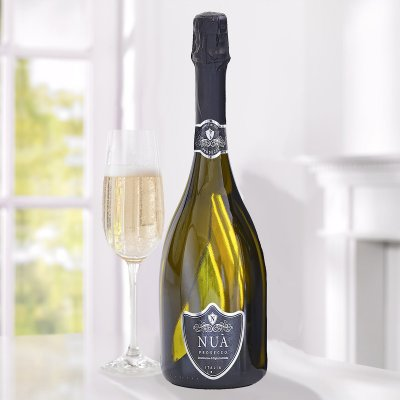 Nua prosecco Extra Dry Code: C13201ZF | Local Delivery Only
