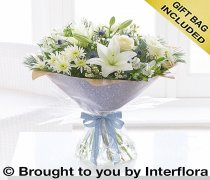 Frosted Beauty Hand-tied Code: X89811WS