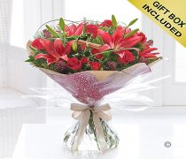 Christmas Magic Hand-tied Code: X89751RS