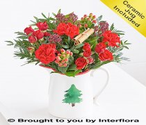 Jolly Christmas Tree Jug Code: X89741MS