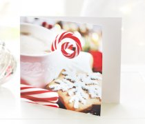 Christmas candy Greetings Card  Code: JGF26326XC  | Local Delivery Or Collect From Shop Only