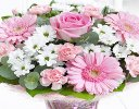 Pink Perfect Gift Vase Code: C00281PS