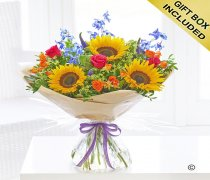 Summer Rainbow Hand-tied Code: H63741MS | National and Local Delivery