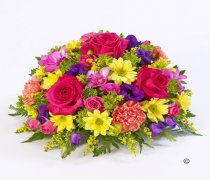 Classic Vibrant Posy Code: F13090VS | National and Local Delivery