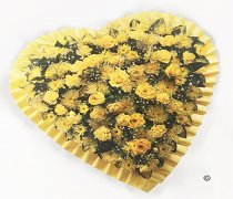 Yellow Mixed Classic Heart Code: JGFF7860YMH | Local Delivery Or Collect From Shop Only