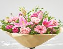 Pink Radiance Hand-tied Code: C00351PS | National and Local Delivery