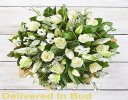 Extra Large Wonderfully White Hand-tied Code: C00433WS | National and Local Delivery