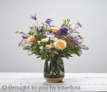 Autumn Serendipity Vase Code: A73161MS | National and Local Delivery